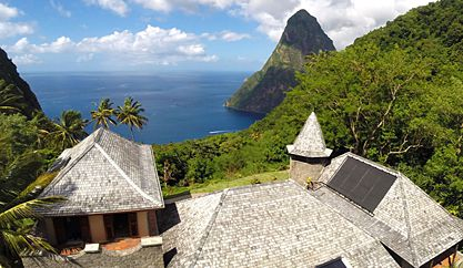 Villa Pitons Retreat