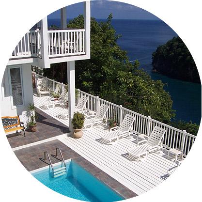 Marigot Bay Villa Trident, St. Lucia