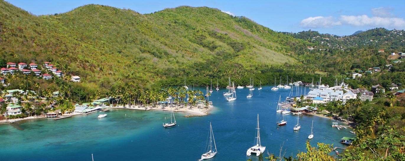 Marigot Bay Hotel