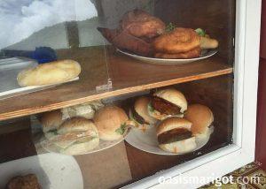 where locals eat marigot bay