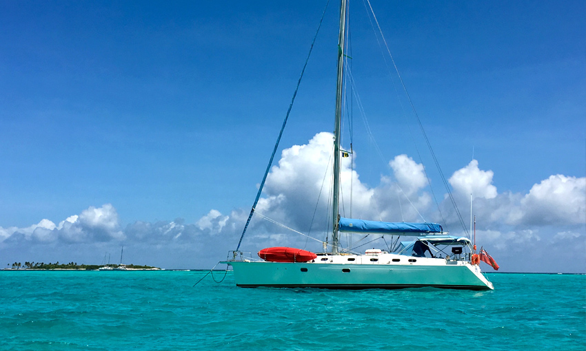 all inclusive sailing yacht caribbean